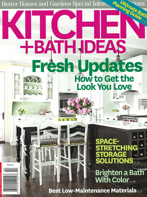 2013-01 Kitchen+Bath Ideas