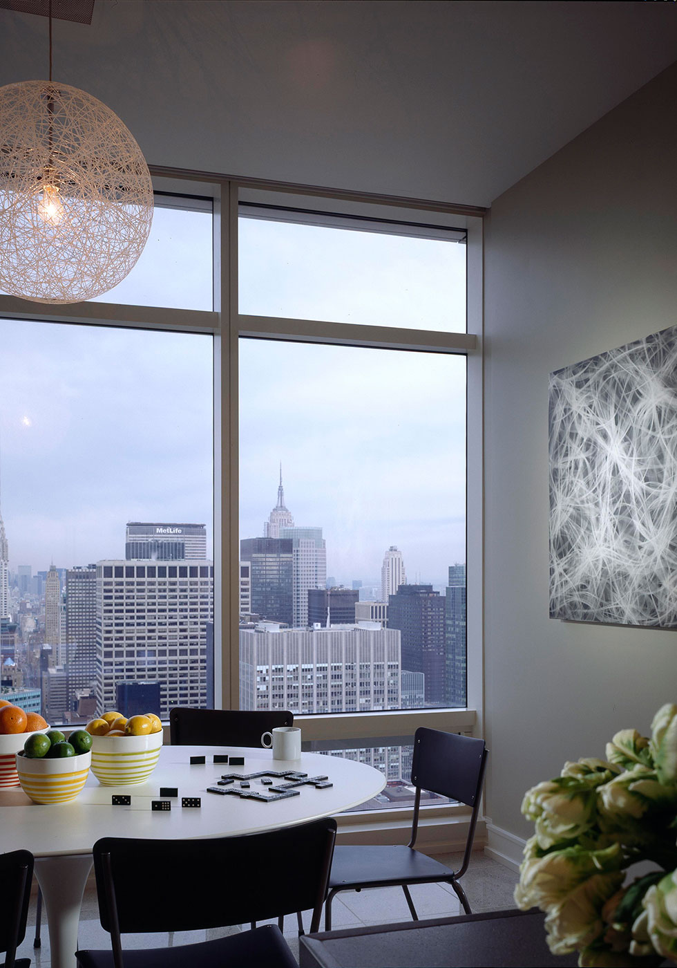 East 58th Street Apartment, New York