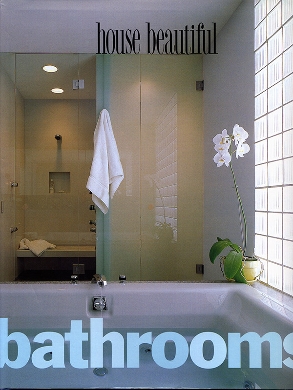 House Beautiful Bathrooms