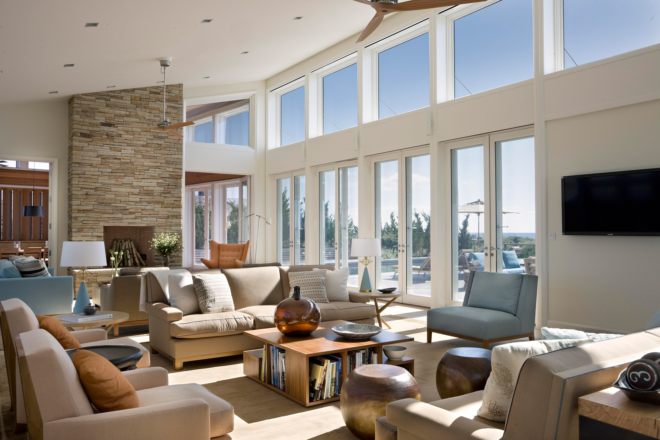 House in Quogue, Hamptons