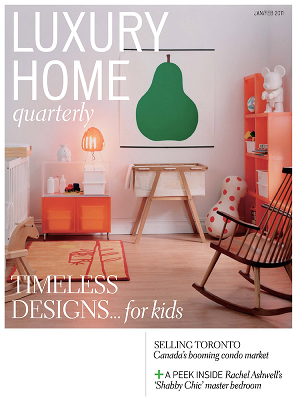 2011-01 Luxury Home Quarterly