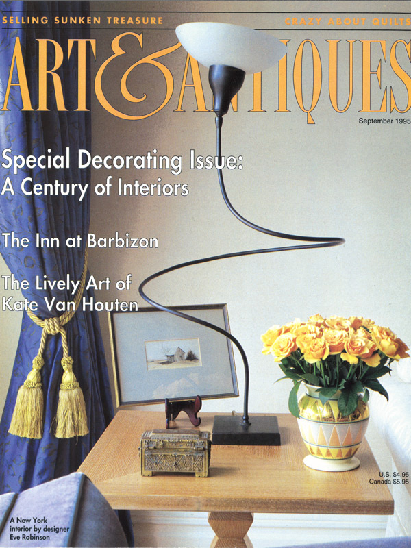 1995-09 Art & Antiques