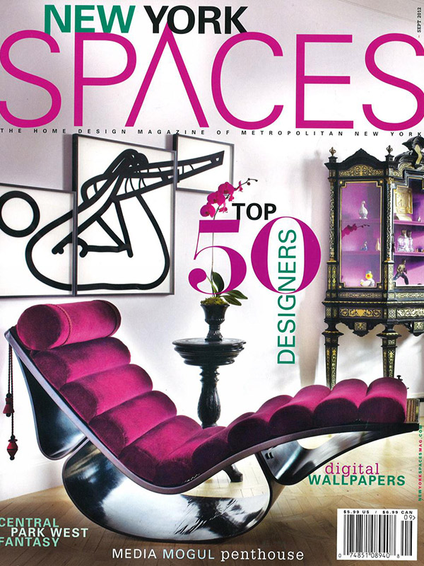 2012-09 New York Spaces