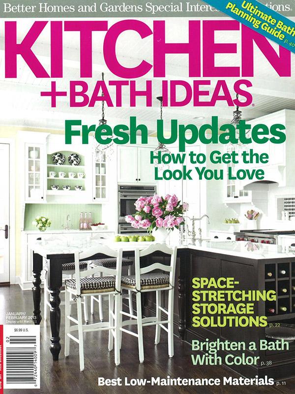 2013-01 Kitchen+Bath Ideas
