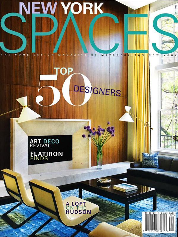 2013-09 New York Spaces