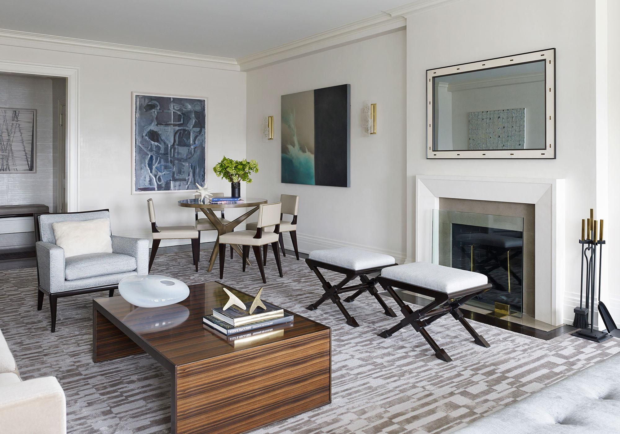 Central Park West Apartment, New York