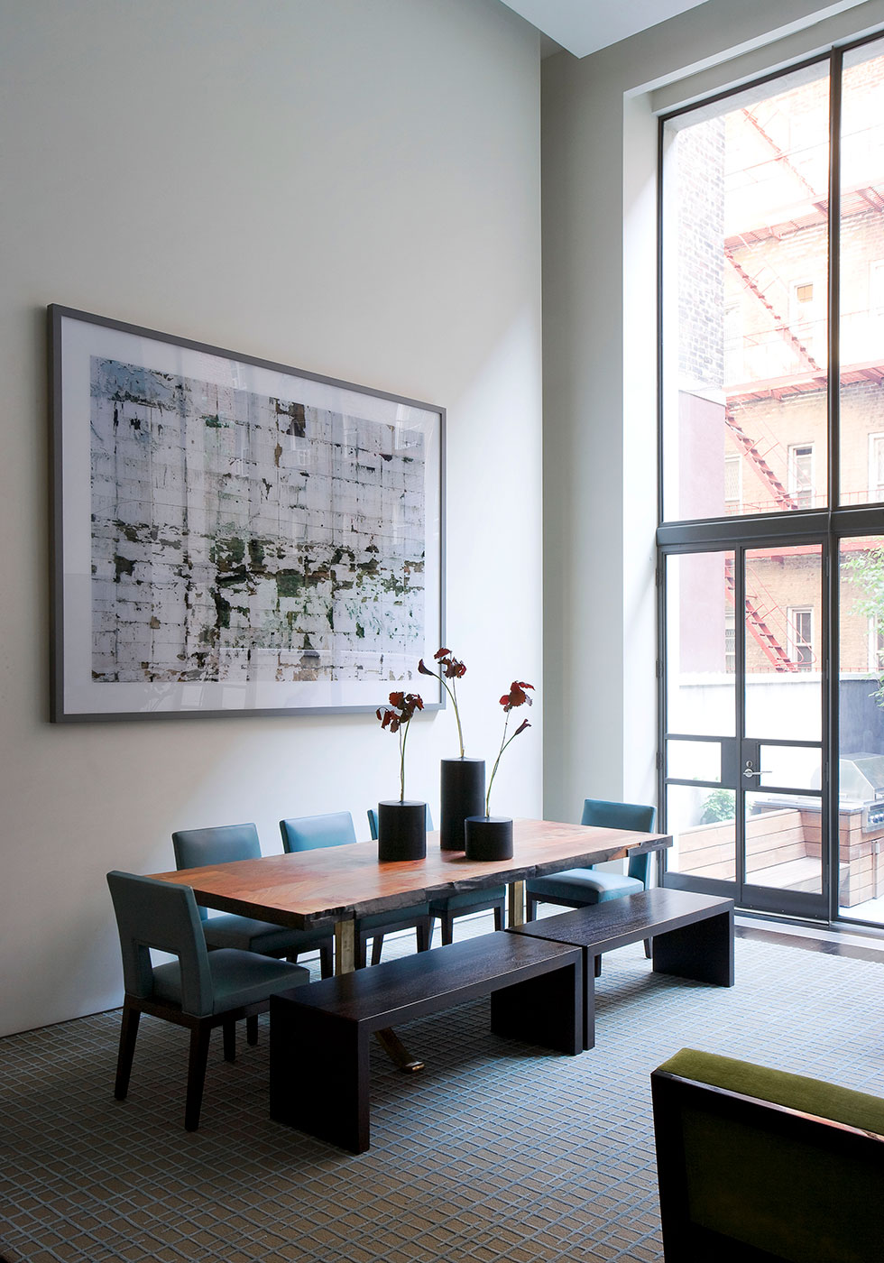 East 92nd Street Town House, New York