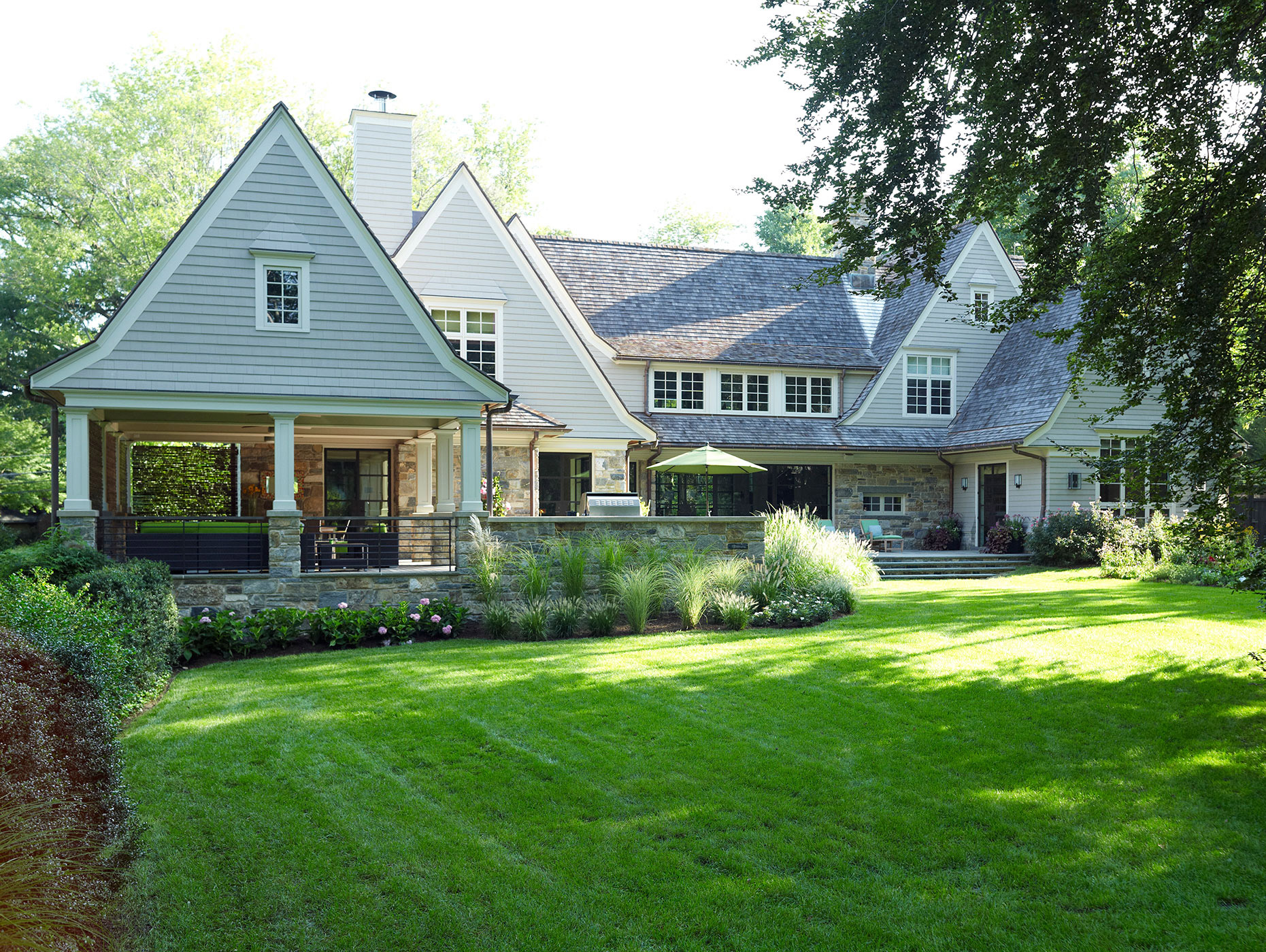 House in Scarsdale, New York
