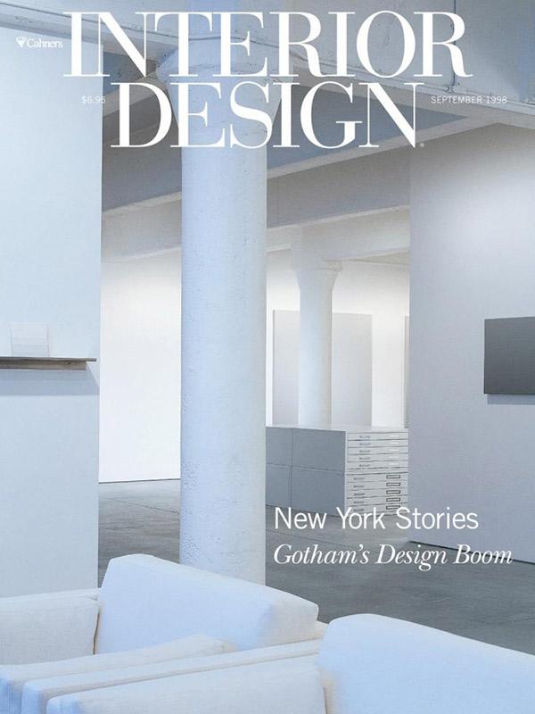 1998-09 Interior Design