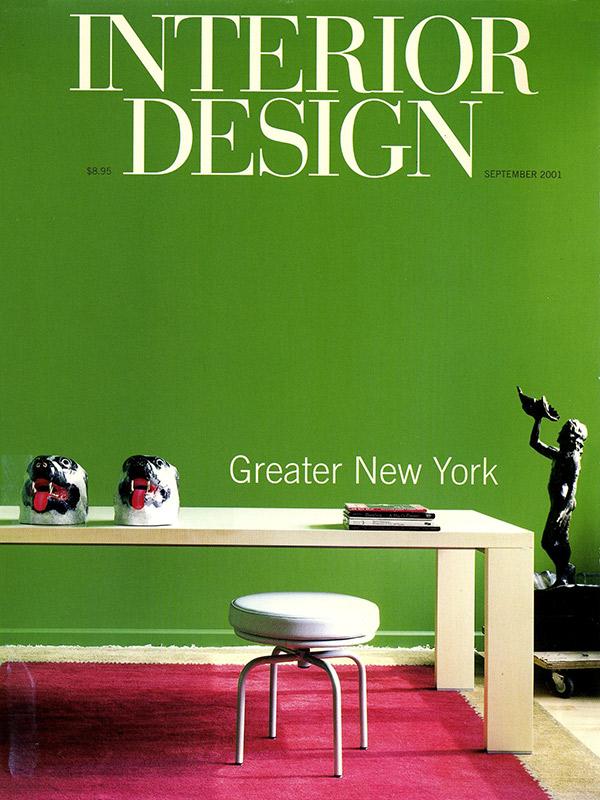 2001-09 Interior Design