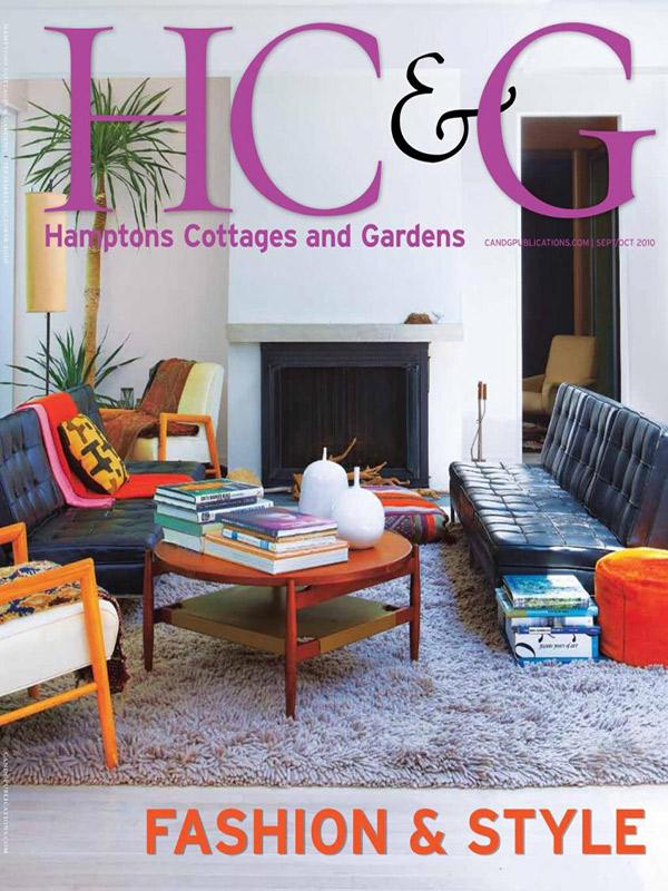 2010-09 Hamptons Cottages & Gardens