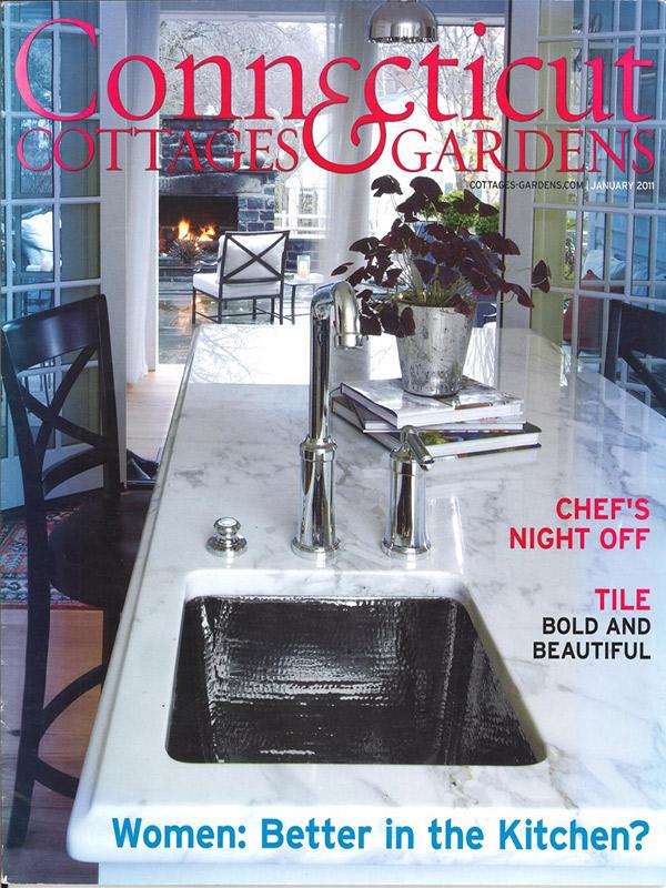 2011-01 Connecticut Cottages & Gardens