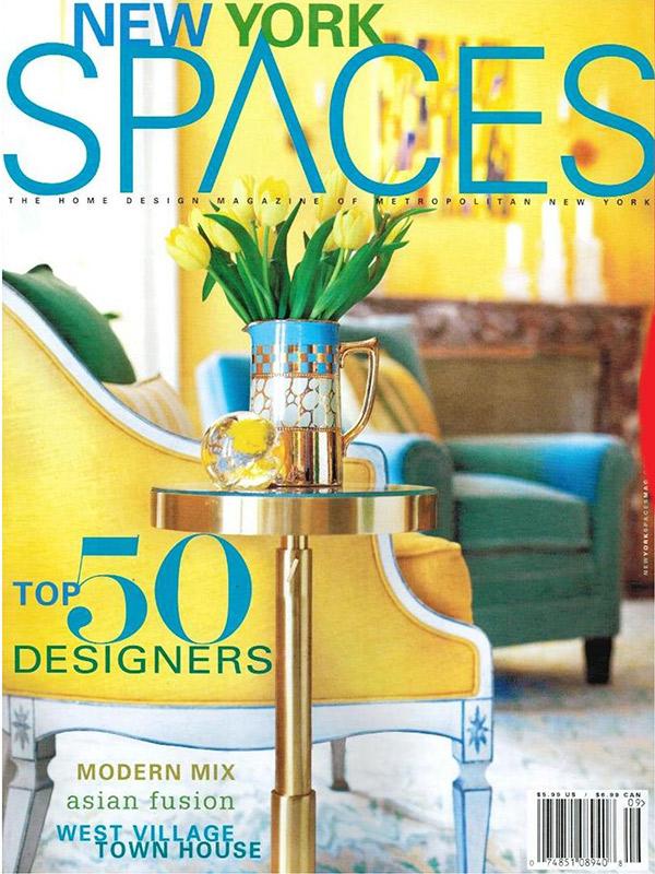 2011-09 New York Spaces