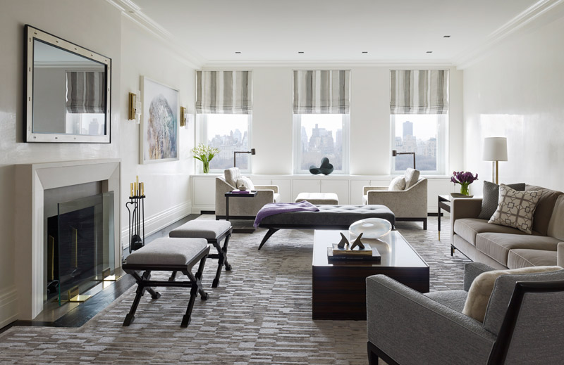 Transformation on Central Park West