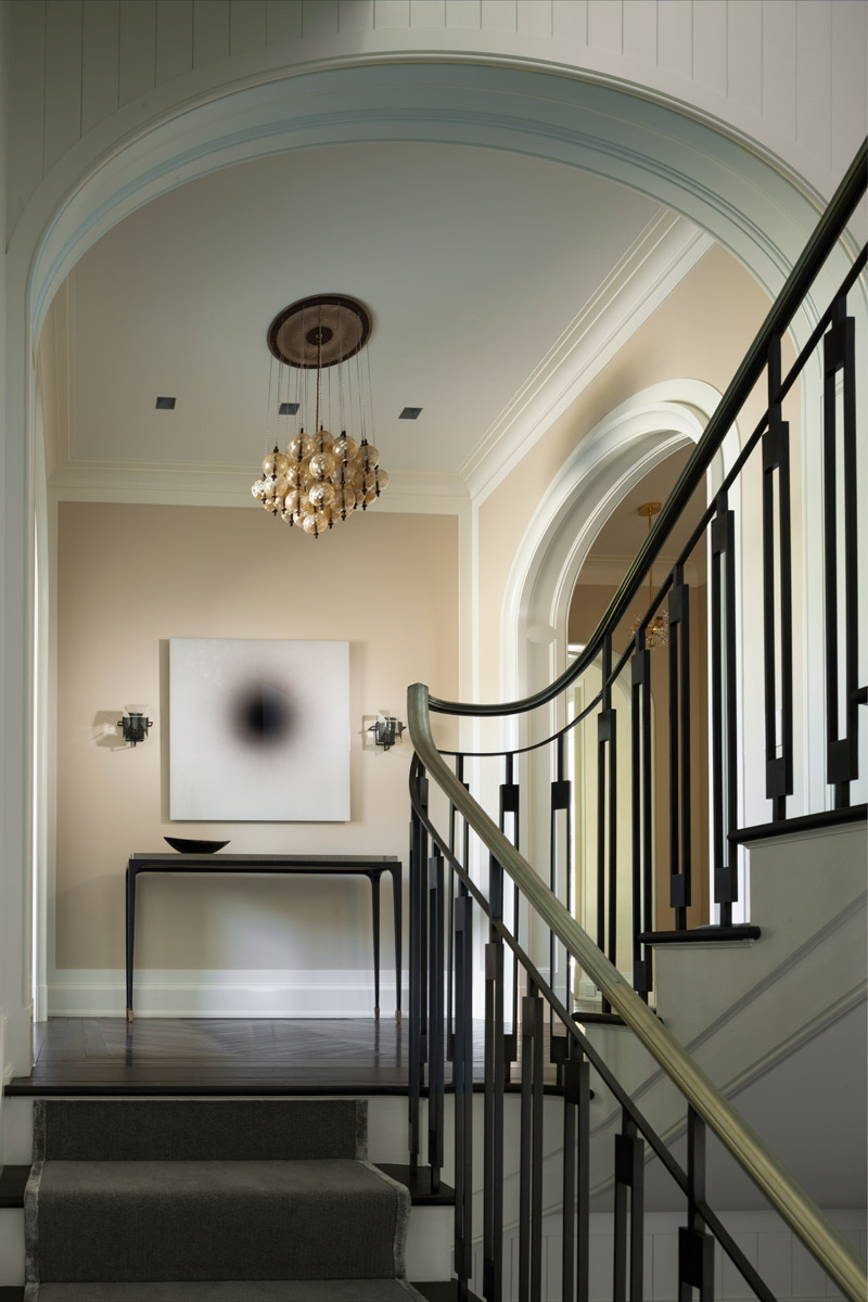 First Impressions: the Foyer