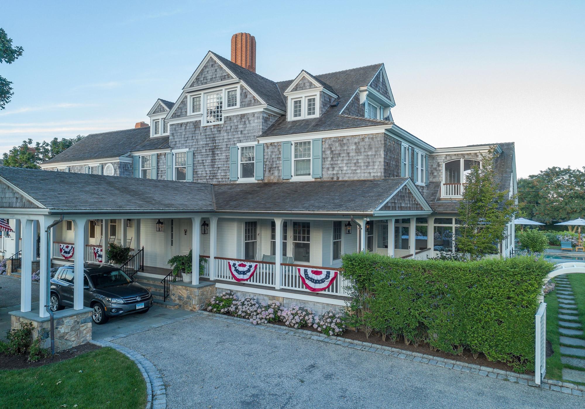 A Rhode Island Home Transformed